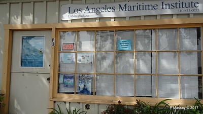 Los Angeles Maritime Institute Ports O' Call Village San Pedro 17-04-2017 07-34-26
