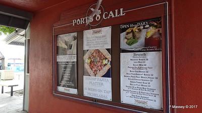 Waterfront Dining Ports O' Call Village San Pedro LA 17-04-2017 07-38-19