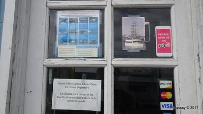 SPIRIT Cruise Office Ports O' Call Village San Pedro LA 17-04-2017 07-29-29