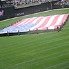 """National anthem of the United States on drums - Chad Smith.avi <br /> <a href=""""http://youtu.be/k05DqStkEfA"""">http://youtu.be/k05DqStkEfA</a><br /> <br /> <br /> NATIONAL FLAG DAY<br /> <a href=""""http://www.nationaldaycalendar.com/2016/06/13/june-14-2016-national-strawberry-shortcake-day-national-flag-day-national-bourbon-day-national-pop-goes-the-weasel-day/"""">http://www.nationaldaycalendar.com/2016/06/13/june-14-2016-national-strawberry-shortcake-day-national-flag-day-national-bourbon-day-national-pop-goes-the-weasel-day/</a><br /> On June 14 we honor Old Glory on National Flag Day.  This day commemorates the adoption of the United States flag on June 14, 1777.<br /> <br /> On National Flag Day, Americans show respect for the U.S. Flag and what it represents.  Representing independence and unity, the Stars and Stripes have become a powerful symbol of Americanism and is flown proudly. <br /> <br /> While Betsy Ross has been given credit for stitching together the first American flag, there isn't any sound evidence supporting the story.  At the same time, there is any to disprove it, either.  During Ross's Revolutionary time, several standards were carried bearing red and white stripes and varying symbols where the blue field and stars now reside.  Since 1977, the design of the flag has been officially modified 26 times.  For 47 years, the 48-star flag was in effect.  In 1959, the 49-star version became official on July 4.  President Eisenhower ordered the 50-star flag on August 21, 1959.<br /> <br /> Seventeen-year-old Robert G. Heft of Ohio designed the 50-star American flag.  His was one f the more than 1,500 designs that were submitted to President Dwight D. Eisenhower. <br /> <br /> HOW TO OBSERVE<br /> <br /> Many people have died protecting our country.  On National Flag Day, raise the flag and fly it proudly. Use #NationalFlagDay to post on social media.<br /> <br /> HISTORY<br /> <br /> On May 30, 1916, President Woodrow Wilson issued a proclamation deeming Jun"""