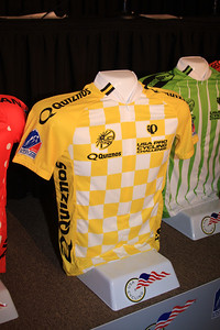 Yellow Leader's Jersey