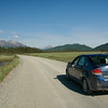 The McCarthy Road in Wrangell - St. Elias National Park