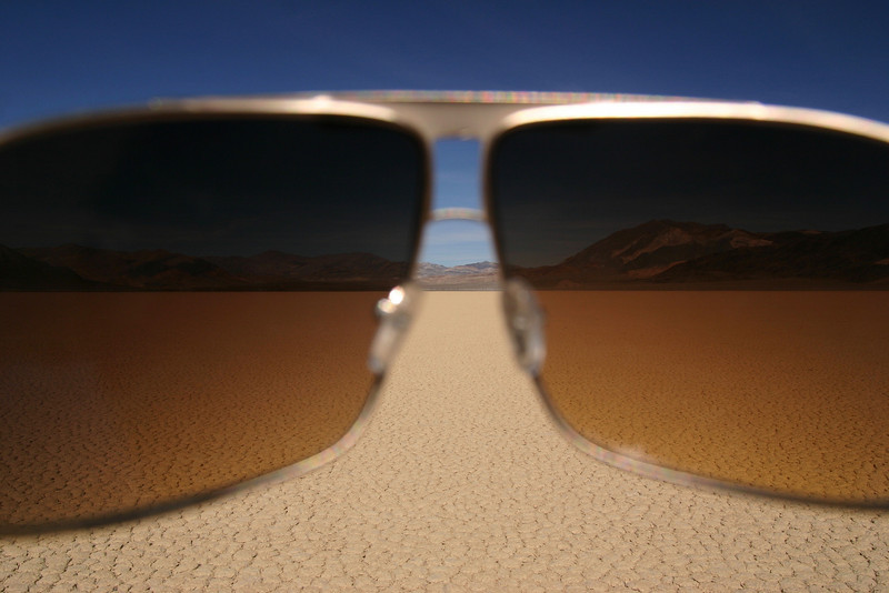Death Valley, California style
