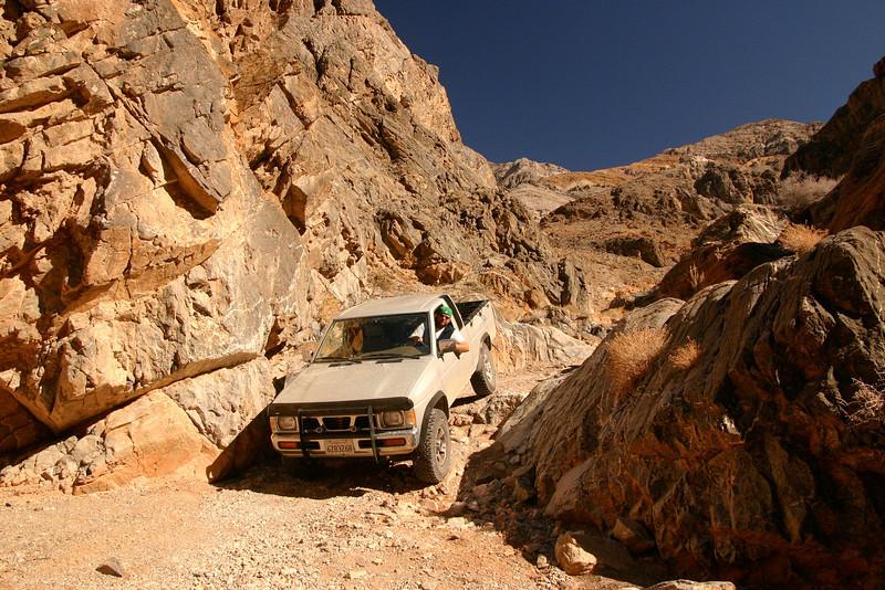 Exploring Death Valley, CA