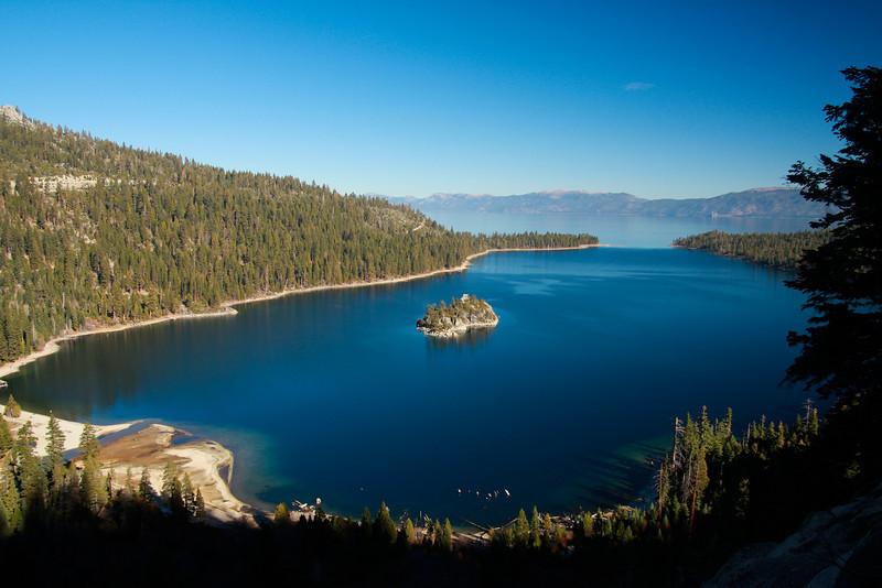 Emerald Bay, Lake Tahoe, CA