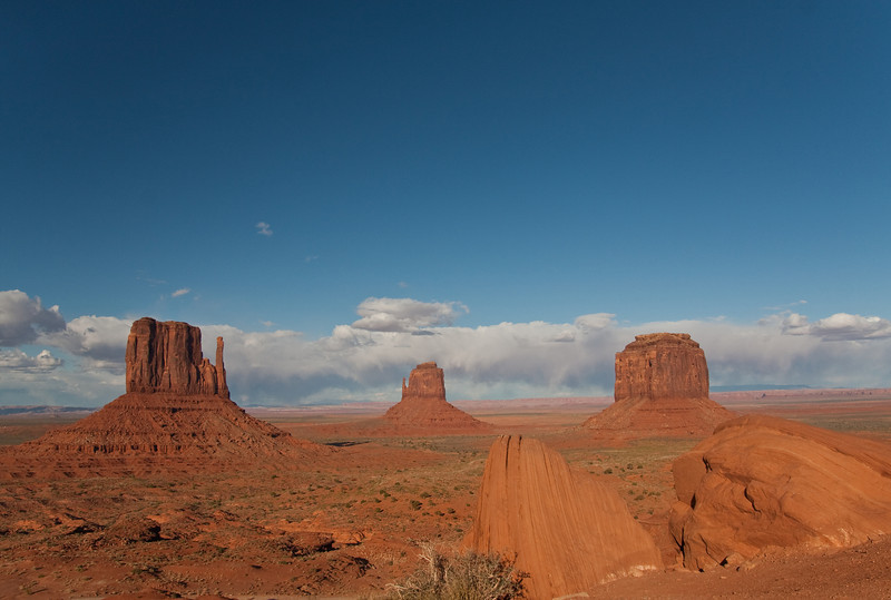 The Mittens, Monument Valley