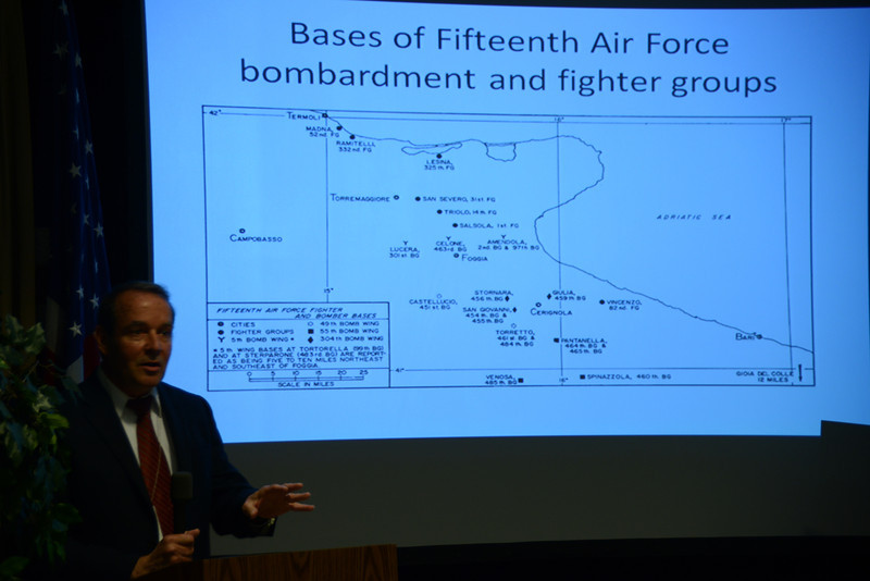 USDA In Conversation with...The Tuskegee Airmen. Charles Edward McGee, Colonel USAF (RET) DOTA, William F. Holton