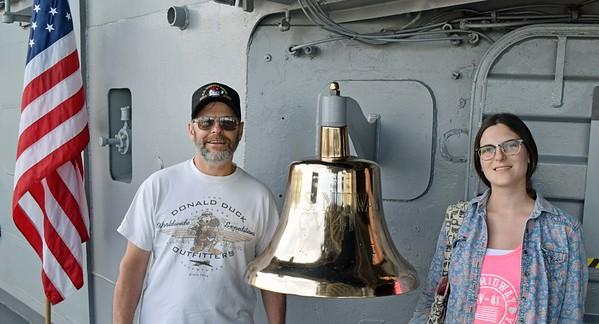 USS Midway Visit 2016