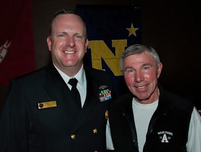 USS Minnesota Army Navy Football