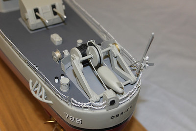 USS O'Brien DD-725 1/96 model