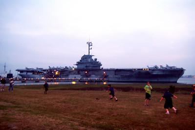 USS Yorktown - 1