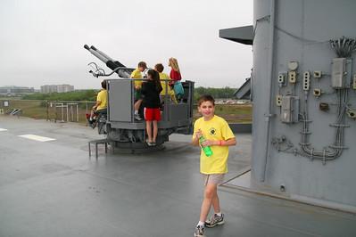 USS Yorktown - 58