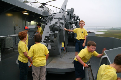 USS Yorktown - 25