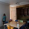 Elementary school age classroom