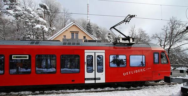 Uetliberg-Zurich Switzerland