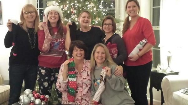 Ugly Christmas Sweater 12-14