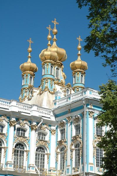 Catherine's Palace, Pushkin
