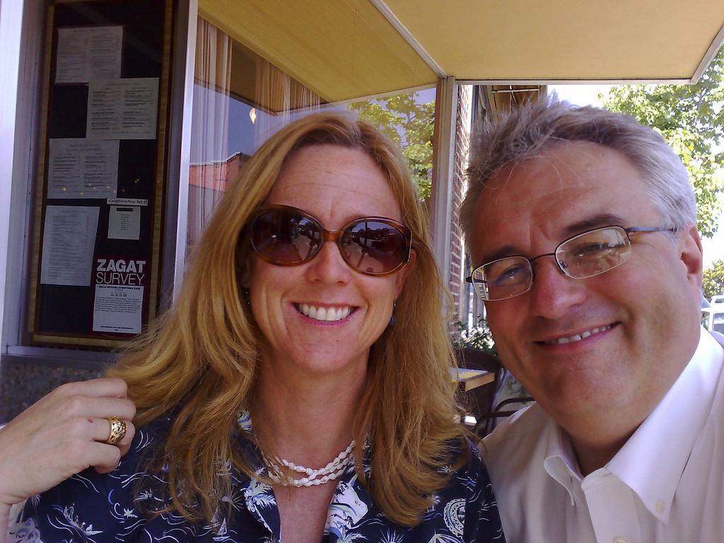 Cammy Blackstone and Me <br /> Cammy is going to host a new podcast on TWiT.tv: Geek Food. Watch for it soon!