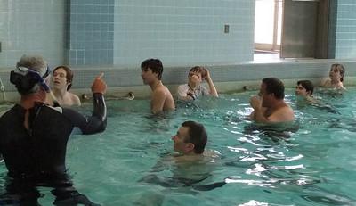 Scuba Training 2011