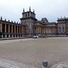 "Blenheim was once again a place of wonder and prestige. However, Consuelo was far from happy; she records many of her problems in her cynical and often less than candid biography The Glitter and the Gold. In 1906 she shocked society and left her husband, finally divorcing in 1921. She subsequently married a Frenchman, Jacques Balsan. She died in 1964, having lived to see her son become Duke of Marlborough, and frequently returning to Blenheim, the house she had hated and yet saved, albeit as the unwilling sacrifice.<br /> <br /> After his divorce the Duke married again a former friend of Consuelo, Gladys Deacon, another American. This eccentric lady was of an artistic disposition, and a painting of her eyes still remains on the ceiling of the great north portico (see secondary lead image). A lower terrace was decorated with sphinxes modelled on Gladys and executed by W. Ward Willis in 1930. Before her marriage while staying with the Marlboroughs she had caused a diplomatic incident by encouraging the young Crown Prince Wilhelm of Germany to form an attachment. The prince had given her an heirloom ring, which the combined diplomatic services of two empires were charged to recover. After her marriage Gladys was in the habit of dining with the Duke with a revolver by the side of her plate. Tiring of her the Duke was temporarily forced to close Blenheim, and turn off the utilities in order to drive her out. They subsequently separated but did not divorce. The Duke died in 1934 and his widow in 1977.<br /> <br /> The 9th Duke was succeeded by his and Consuelo Vanderbilt's eldest son: John, 10th Duke of Marlborough (1897–1972), who after eleven years as a widower, remarried at the age of 74, to (Frances) Laura Charteris, formerly the wife of the 2nd Viscount Long and the 3rd Earl of Dudley, and granddaughter of the 11th Earl of Wemyss. The marriage was short-lived, however; the Duke died just six weeks later, on 11 March 1972. The bereaved Duchess complained of ""the gloom and inhospitality of Blenheim"" after his death, and soon moved out. In her autobiography, Laughter from a Cloud (1980), she referred to Blenheim Palace as ""The Dump"". She died in London in 1990."
