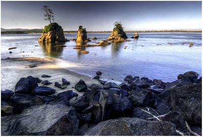 3 Rocks, OR