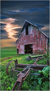 Old Barn, Oregon