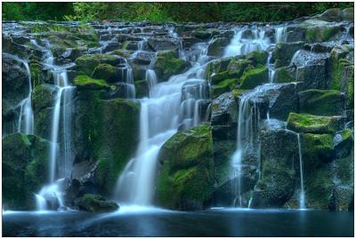 Cascades, OR