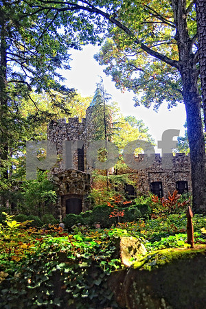 UNC and Gimghoul Castle Fall 2011