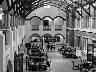 Mary Gates Hall, University of Washington