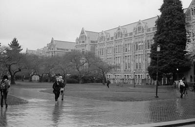 University of Washington, Feb. 2015