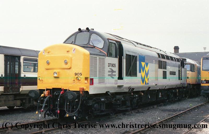 Class 37/9 Diesel