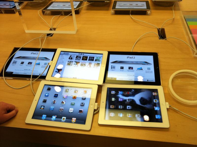 iPad Madness
