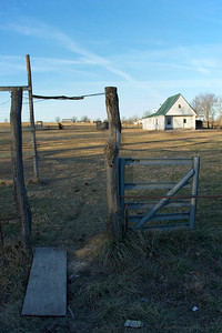 K-8 Gate