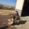 Markie Carman,18, of Ft. Gibson harvested this 18 point buck while hunting Thanksgiving day.<br /> <br /> Photographer's Name: Jo McFarland<br /> Photographer's City and State: Muskogee, OK