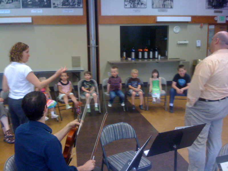 Mozart for Babies with Tor Blaisdell