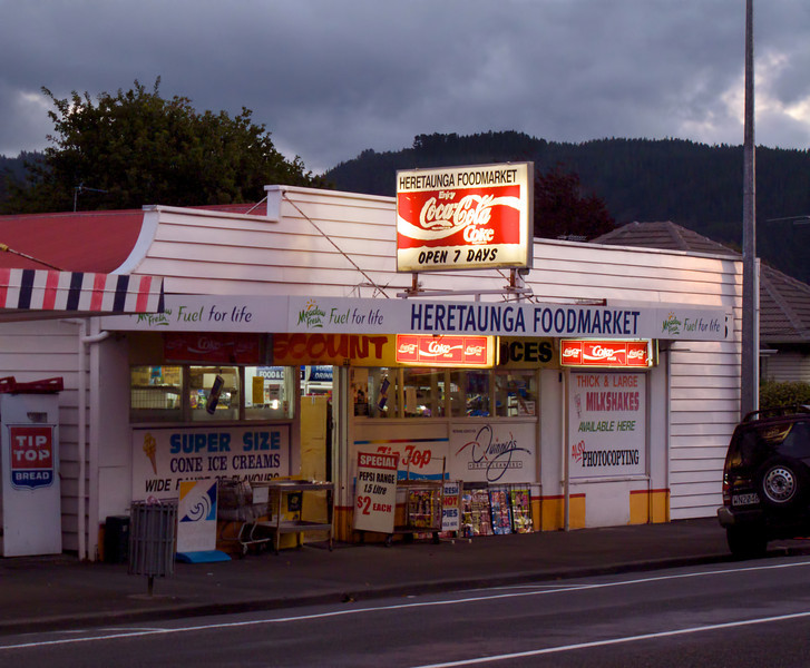 Heretaunga Foodmarket Fergusson Drive, Upper Hutt.