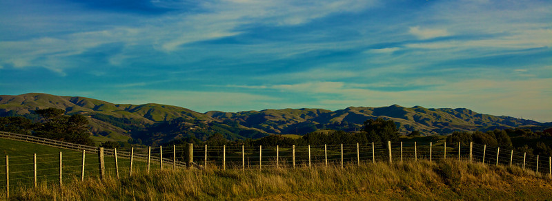 Hills from Flightys Road, Wellington Apr 2011