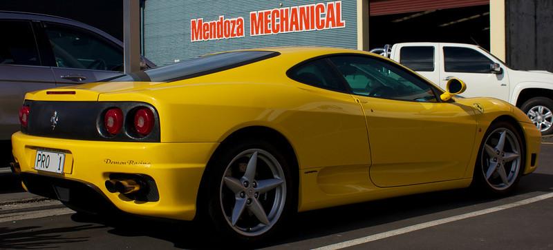 Ferrari 360 MODENA F1 2000