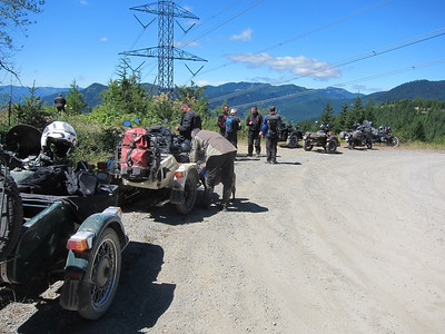 ural group ride 7-28-2013