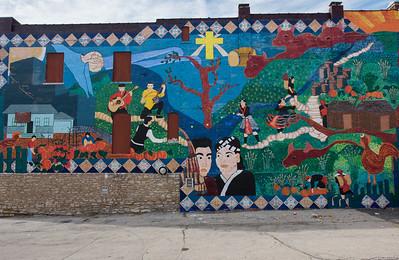 Urban Art / Murals / KCK