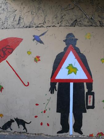 Urban Art  Graffitis and co