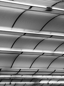 Pedway Ceiling