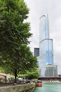 Trump International Hotel and Tower - Chicago