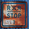 RxR Crossing sign
