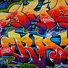 Graffit in Copenhagen, Denmark
