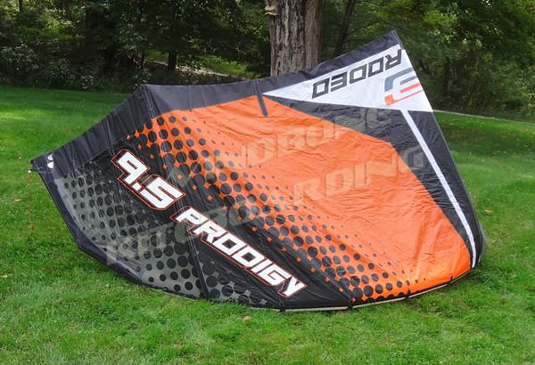 Used 2014 Ocean Rodeo Prodigy 9*5 Meter Kite