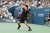 Roger Federer<br /> photo by Rob Rich © 2009 robwayne1@aol.com 516-676-3939