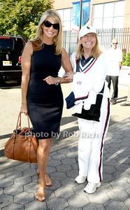 Christy Brinkley, Marjorie Hudson photo by Rob Rich © 2009 robwayne1@aol.com 516-676-3939