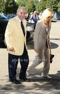 Tony Bennett, Susan Crowe photo by Rob Rich © 2009 robwayne1@aol.com 516-676-3939