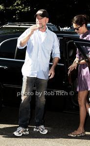 Bruce Willis,Emma Heming photo by Rob Rich © 2009 robwayne1@aol.com 516-676-3939